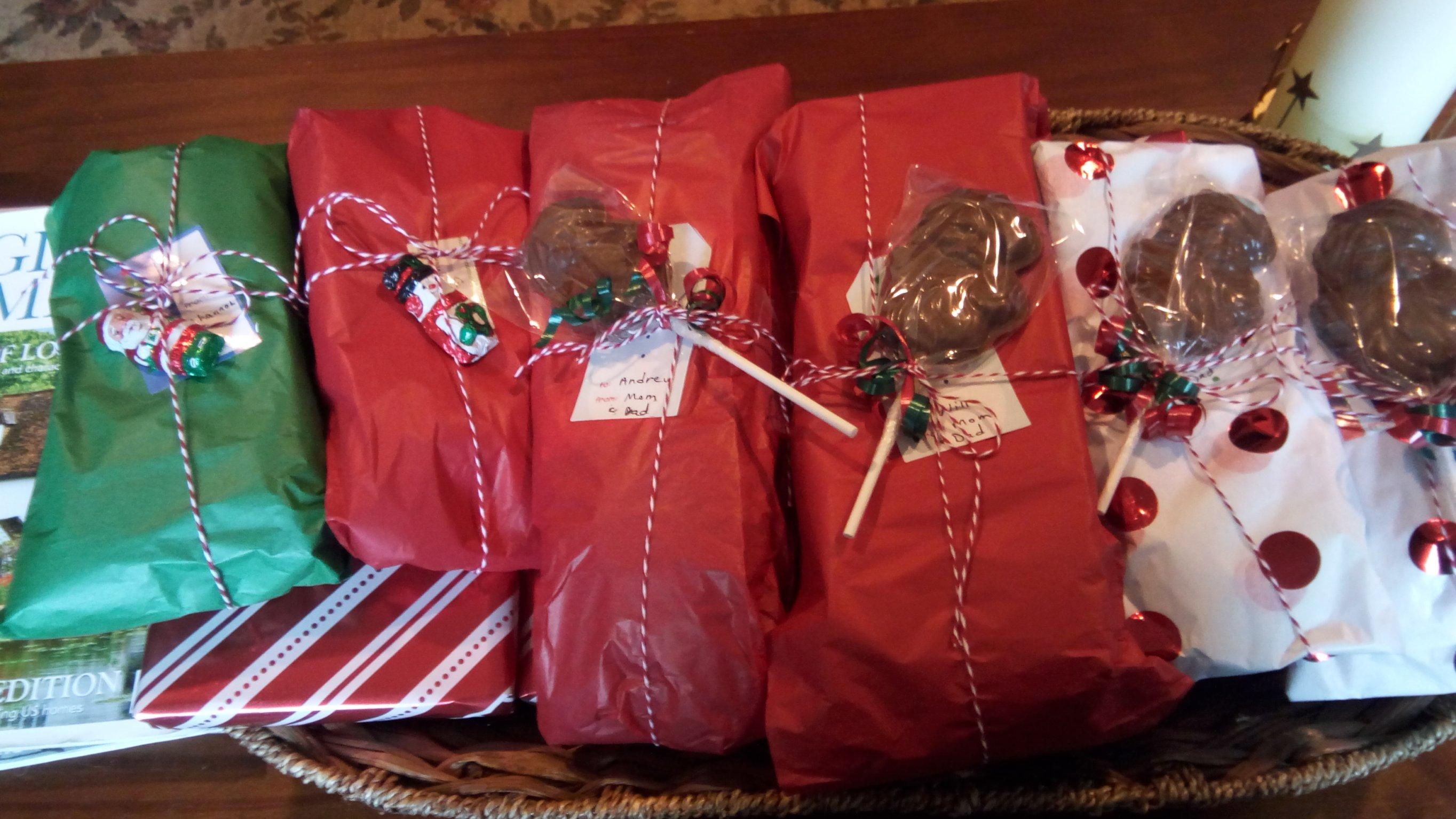 Christmas Eve Tradition: Books, Socks, and Chocolate